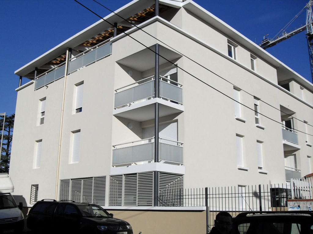 Opération HLM La Viste Marseille